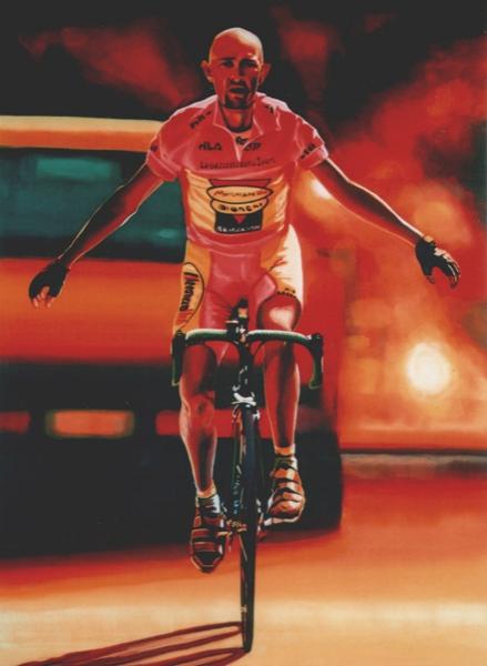 Marco Pantani by PaulMeijering